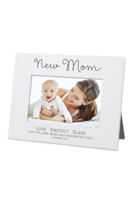 Frame MDF Blessed New Mom