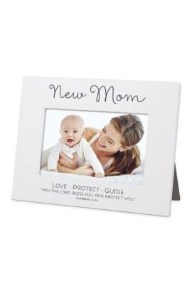 Frame MDF Blessed New Mom