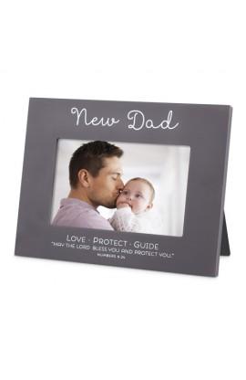 Frame MDF Blessed New Dad