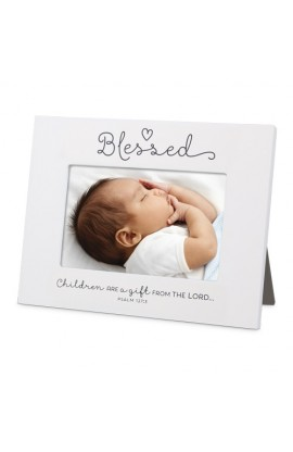Frame MDF Blessed Baby