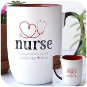 During this pandemic, 👩⚕👨⚕Nurses have faced hard & dreadful situations due to the corona virus! So honoring them with this mug is only a simple way to say Thank-You! To our Frontliners, we appreciate you! #covid_19 #nurse #nurses #appreciation