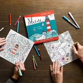 Enjoy God's Word in a fun and stress relieving way. Inspirational coloring books for adults and children. 🇱🇧 FREE local delivery on orders above 75.000 LBP 🌍 Worldwide delivery with DHL starting $12 📱 Wtsp us (961) 71570669 🛒 ayatonline.com/coloring